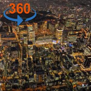 東京夜景VR